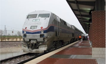 Get on the Beef Train: Amtrak Unveils First Biodiesel Commuter Train, Powered By Animal By-Products