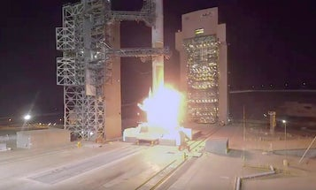 A Rocket Launch In 360-Degree Video Is Phenomenal
