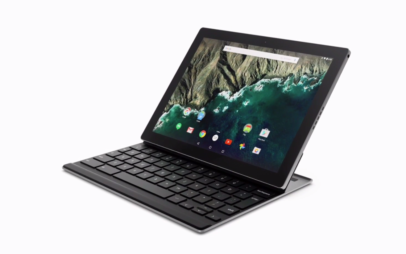 Google Announces a New Tablet: the Pixel C
