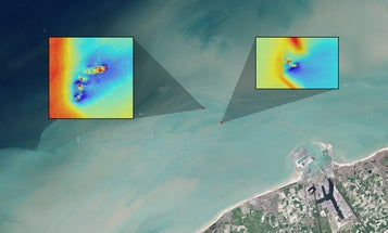 Satellites Help Locate Shipwrecks In Shallow Waters