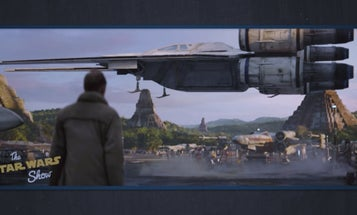 'Star Wars' Has a New Ship: The U-Wing
