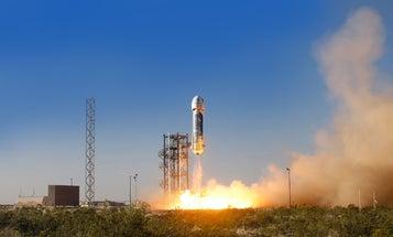 Jeff Bezos' Rocket Company Will Launch From Venerable Cape Canaveral