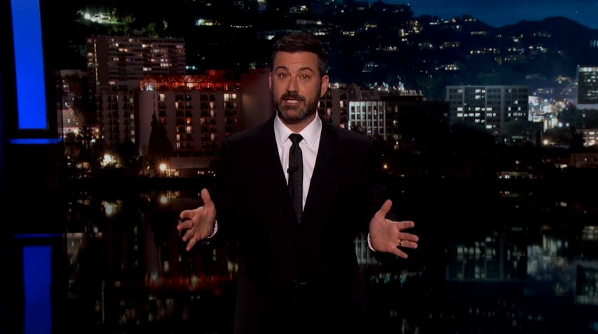 Jimmy Kimmel And Scientists: We're Not F***ing With You About Climate Change