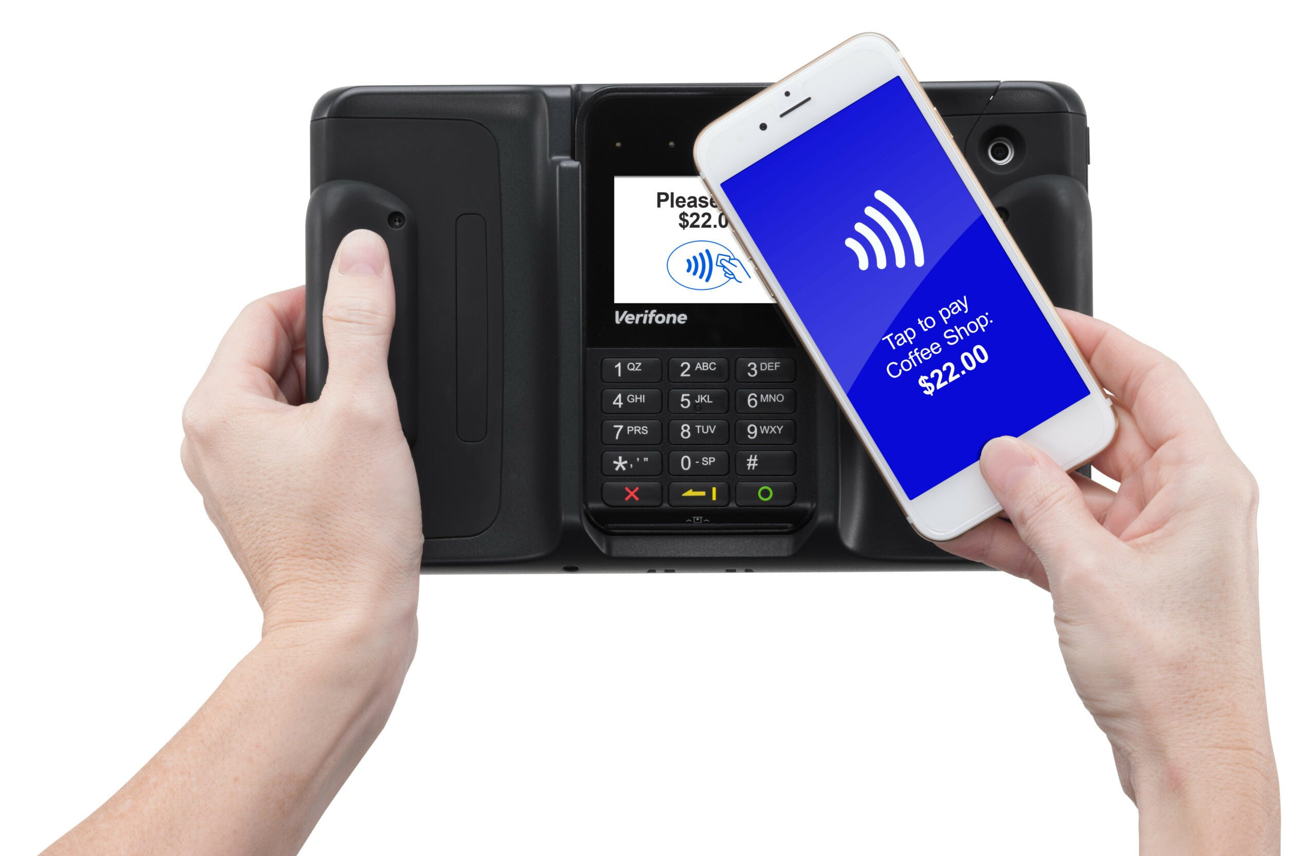 Verifone's New Terminal Could Make Paying For Dinner Safer, More Convenient