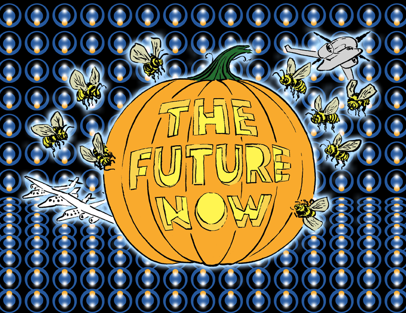 This Week In The Future, October 25-October 29, 2010