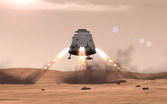 Video: SpaceX Test-Fires Its New Super-Powerful Capsule Engines