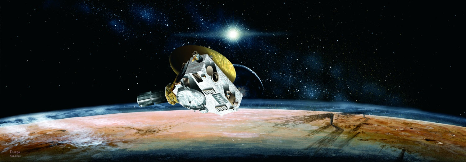Pluto Is Bigger Than We Thought