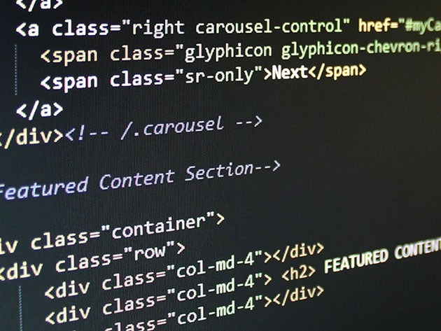 Master computer science with 124 hours of training