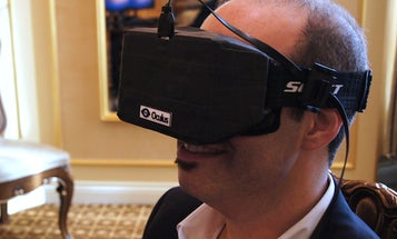 CES 2013: Oculus Rift Virtual Reality Headset Is Freaking Amazing