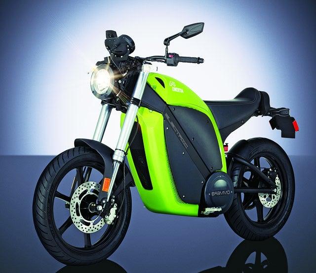Easy Rider: The Brammo Enertia