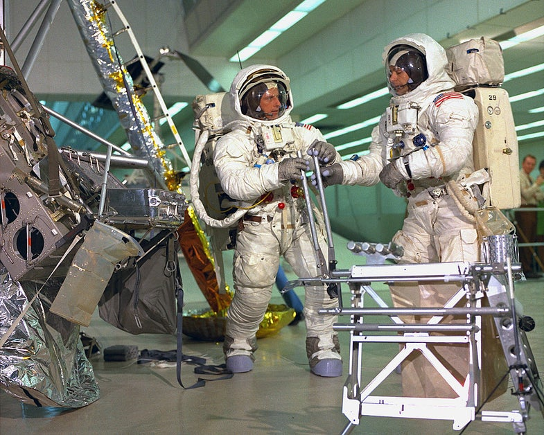 Space: Not Just For Rocket Scientists Any More
