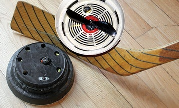 Simple Project of the Month: Build Your Own Hoverpuck
