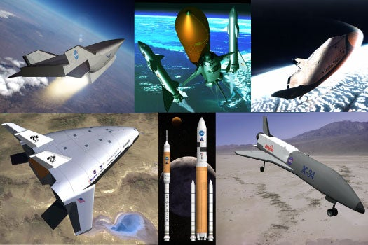 NASA Has Spent $20 Billion On Canceled Projects [Infographic]