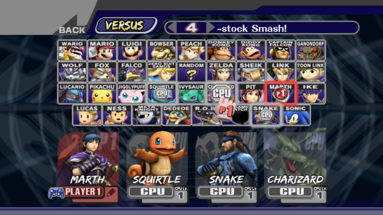 Smash Bros Fan Mod Project M Ceases Development
