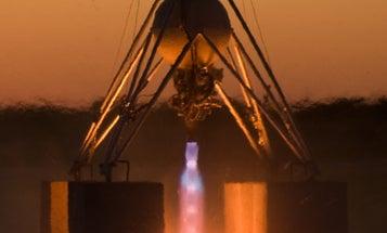Armadillo Aerospace's Scorpius Craft Finally Bags $1 Million Lunar Lander Challenge
