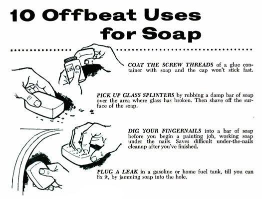 Soap: May 1958