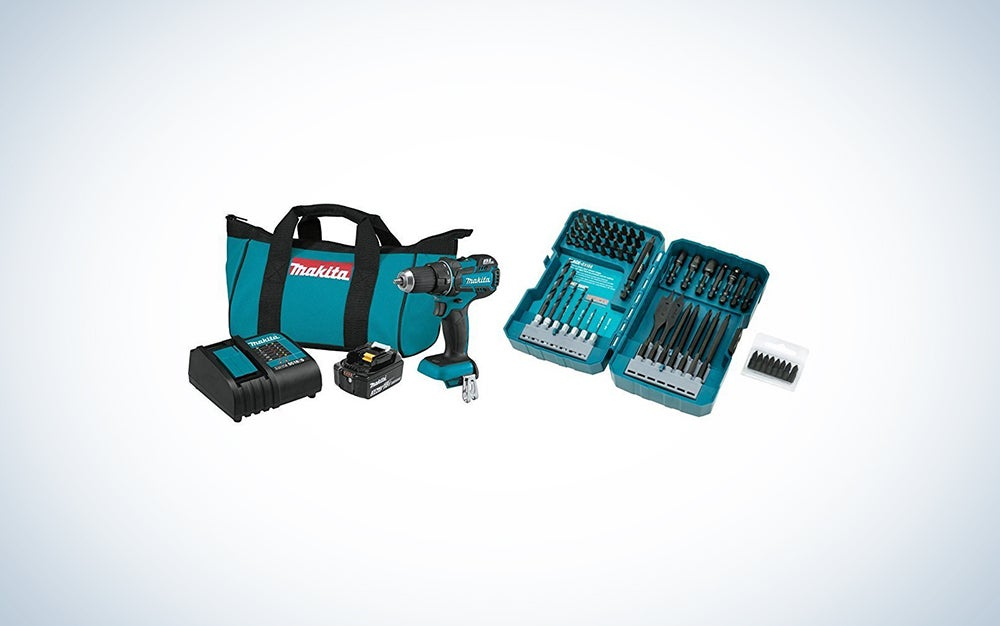Makita drill bundle