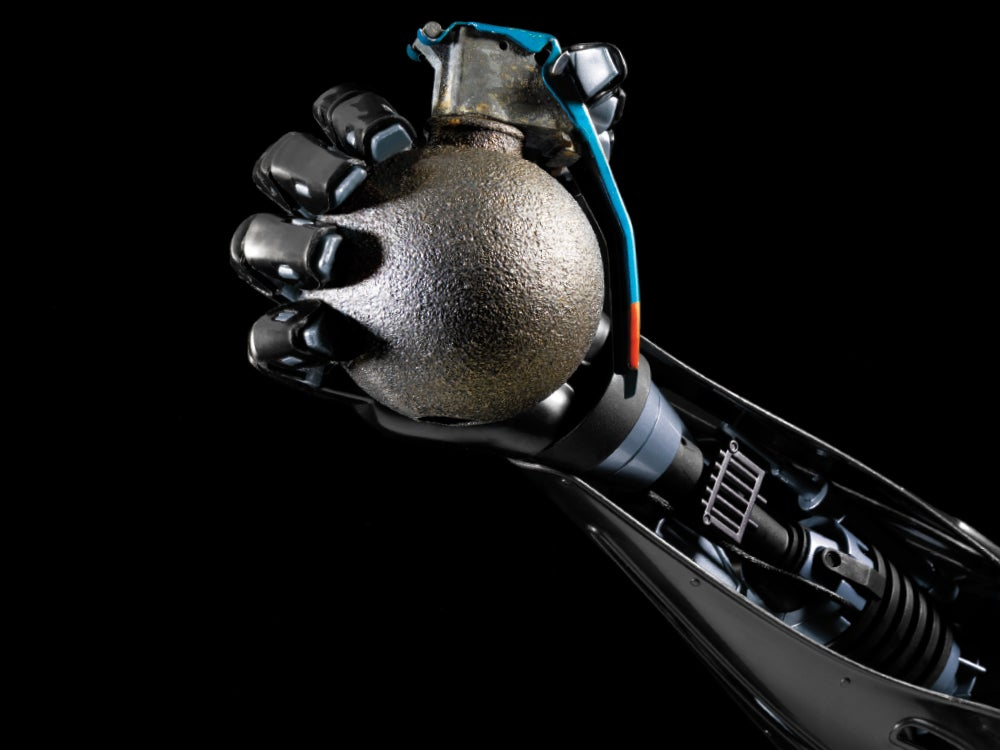 We're told to fear robots. But why do we think they'll turn on us?