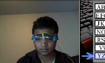 Honduran Teen Invents Cheap, Simple Eye-Tracking Device For Disabled