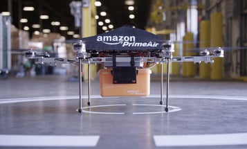 Amazon Drone Patent Means You May Never Have To Leave Your House Again
