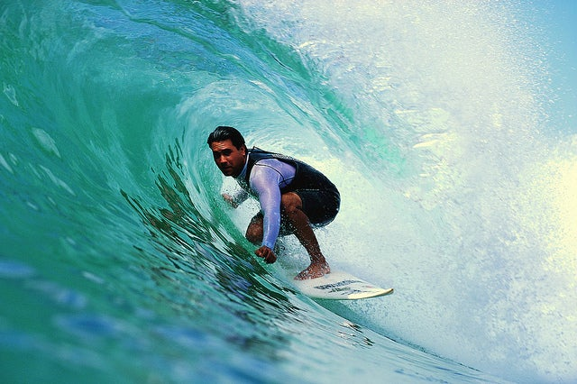 Brits Will Swab Surfers' Butts To Understand Antibiotic-Resistant Bacteria