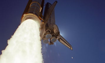 Aerodynamic Rocket Nozzle Tech Could Be Repurposed to Efficiently Capture CO2