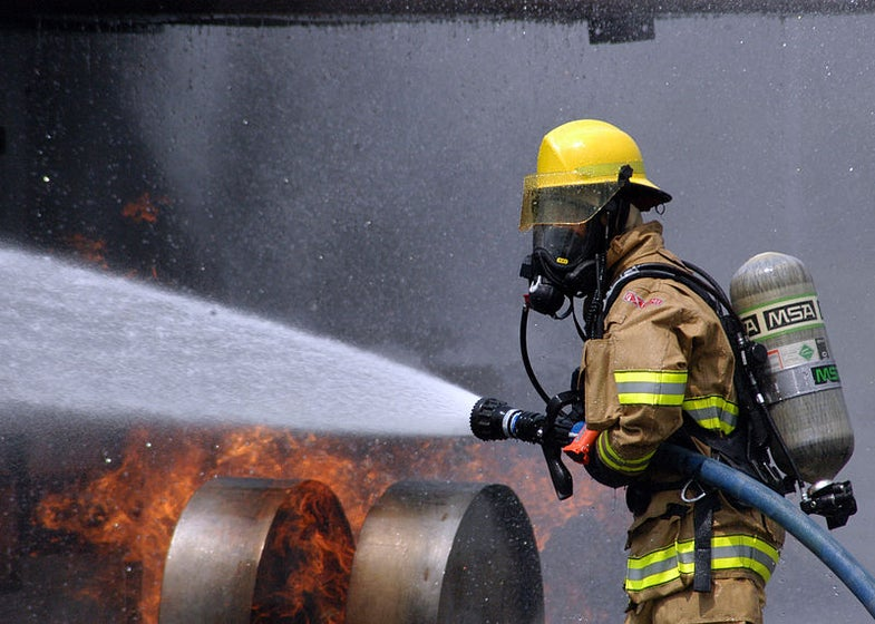 Why Can't Firefighters Hear Alarms In A Burning Building?