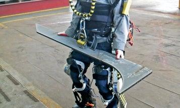Robotic Exoskeleton Turns Korean Workers Into Ironman
