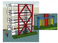 New Earthquake-Resistant Design Pulls Buildings Upright After Violent Quakes