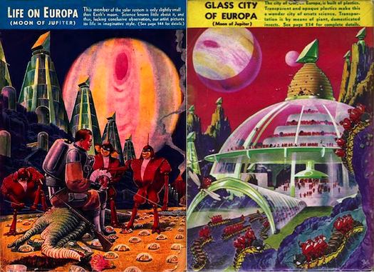 Europa Is The New Mars: How Sci Fi Follows Science