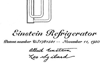 Einstein Fridge Makes a Green Return