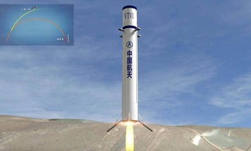 Here's China's plan to compete with SpaceX and Blue Origin