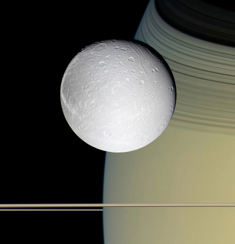 The Week In Numbers: Saturn's Moon Hides An Ocean, New Human Body Part Discovered, And More