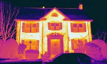 Drive-By Thermal Camera Finds Houses That Need Better Insulation