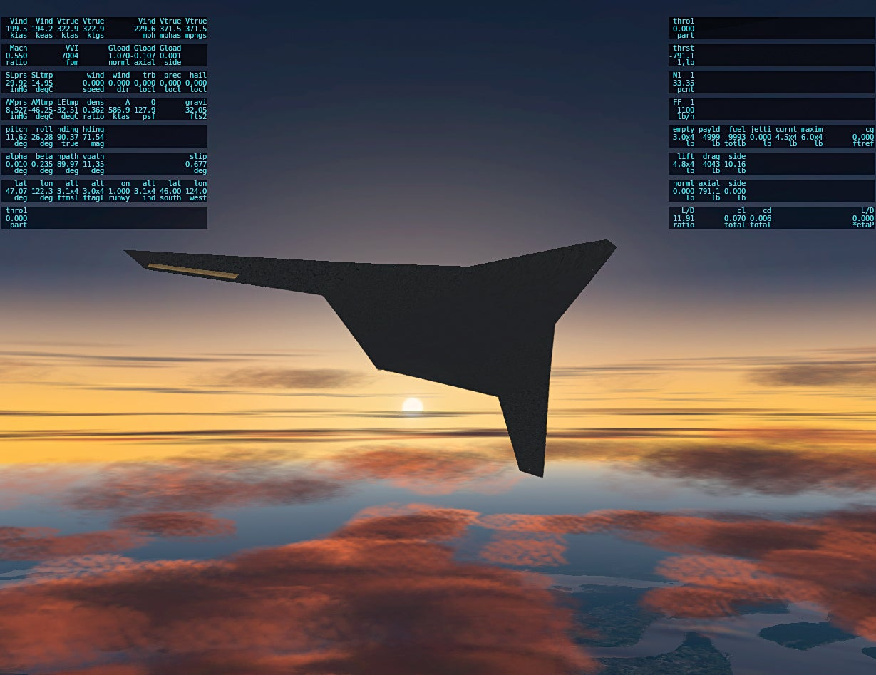 We Flew Two Top Secret Stealth Drones. You Can, Too.