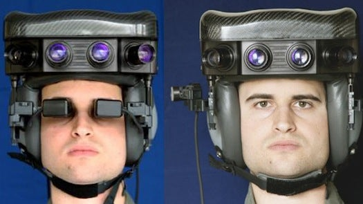 New Night Vision Goggles Offer High-Res and Double the Field of View