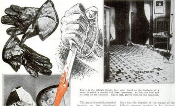 PopCSI: Uncovering PopSci's Forensic Past