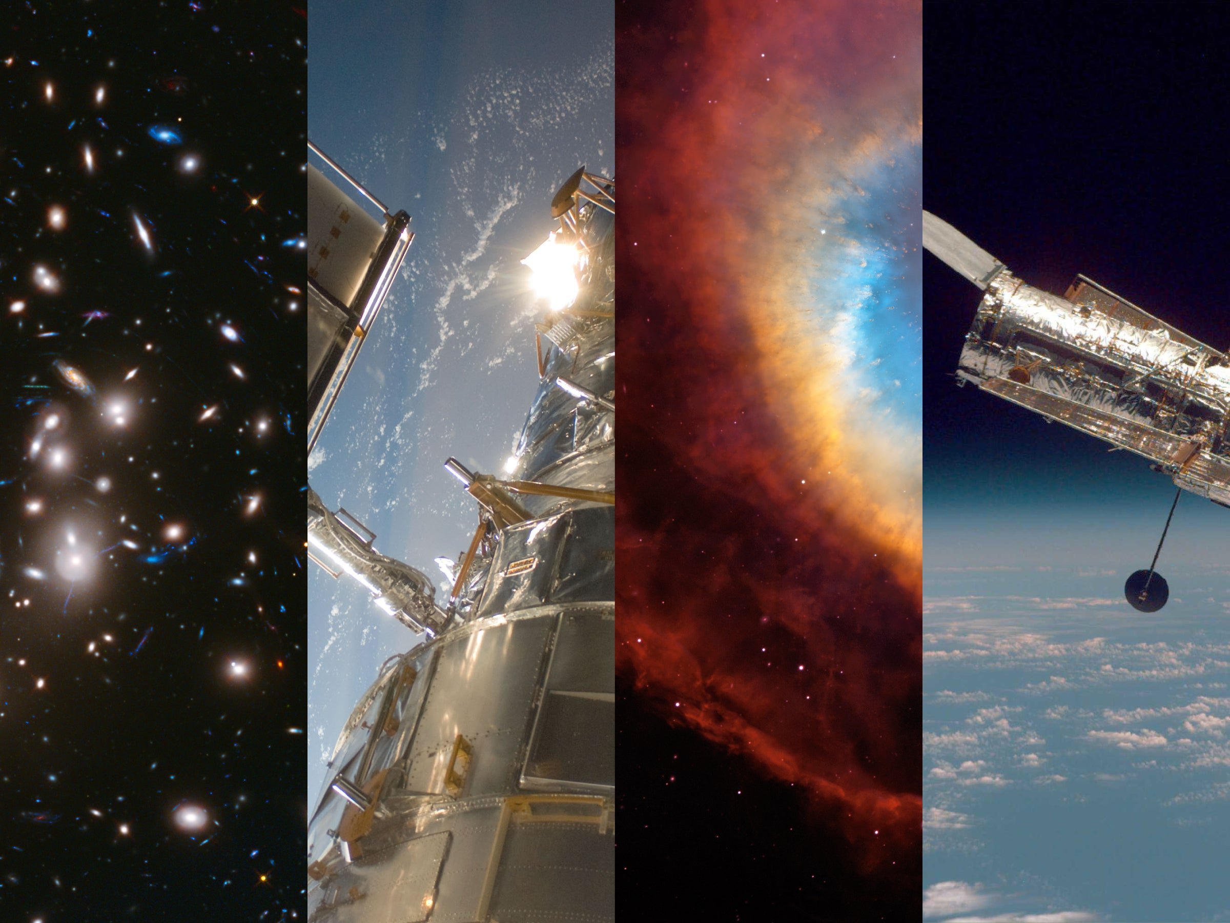 Celebrate Hubble's 25th Birthday With 26 Of Its Most Gorgeous Images