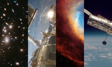 Celebrate Hubble's 25th Birthday With Its Most Gorgeous Images