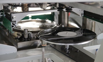 Vinyl is back. But until now, record-making has been stuck in the '80s.