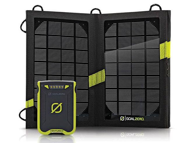 Goal Zero Venture 30 Recharging Kit
