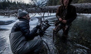 We Talked To The Man Who Shot Leonardo DiCaprio (And A Bear)