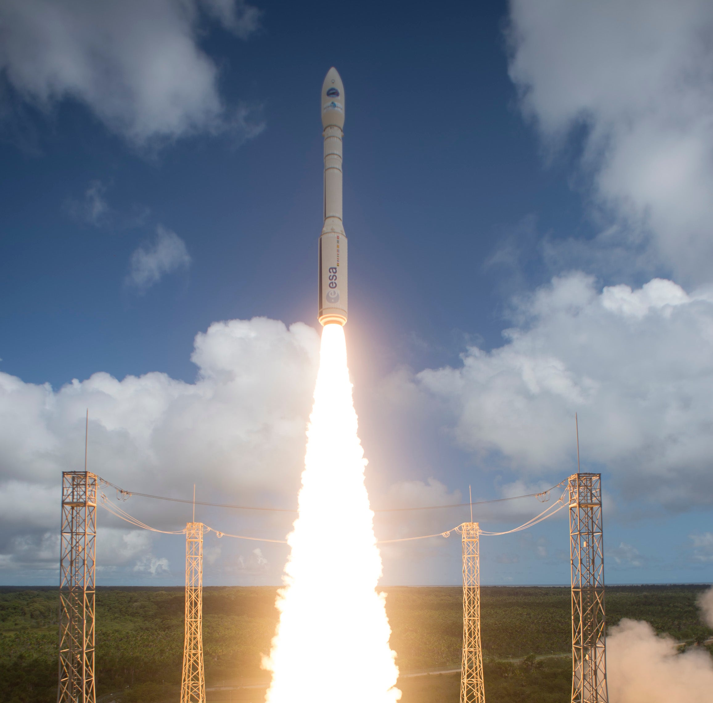ESA Successfully Test-Flies Mini-Spaceplane