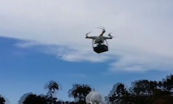 Weed Delivery Service Will Fly Drugs To Customers Via Drone