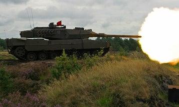 Russian Invasion Of Ukraine Spurs New German Tank Design