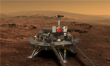 Another Volunteer Joins Mars' Robot Takeover