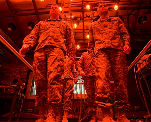 Inside The Army's Sunshine Simulator