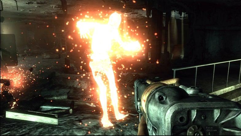 The Real Danger of Violent Video Games