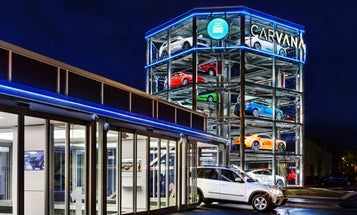 Automated Car Vending Machine Opens In Nashville