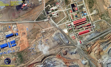 CIA Wants To Train A.I. To Understand Satellite Photos